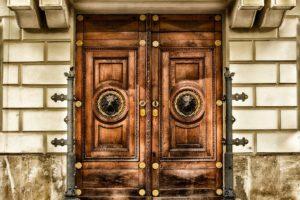 Las puertas del cambio.